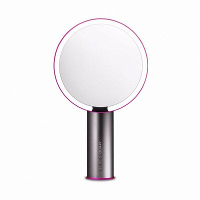 Зеркало для макияжа Xiaomi Amiro Mirror Makeup (charging version) Black